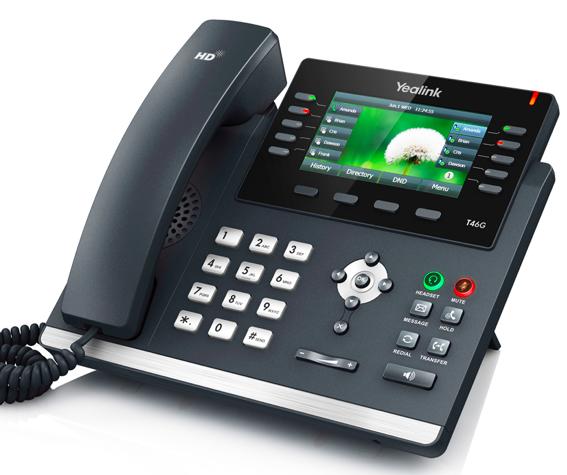 MediPhone toestellen van Yealink